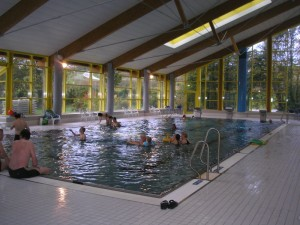 Indoor swimming pool Himmelberg