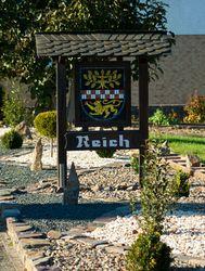 Foto: Wappen von Reich (c) Marc Migge