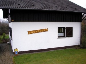 "Holiday home ""Tochelukt"" in Himmelberg near Thalfang"