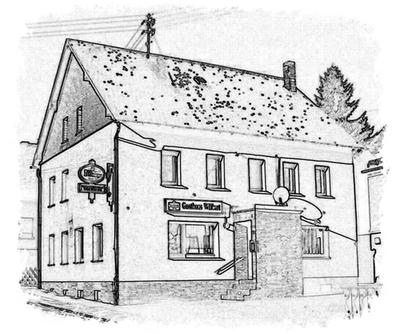 Gasthaus Wilbert, Hauptstraße 2, 55471 Reich (Hunsrück)